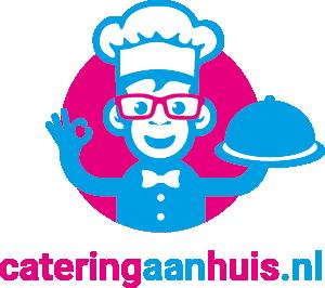 Catering aan huis watermerk