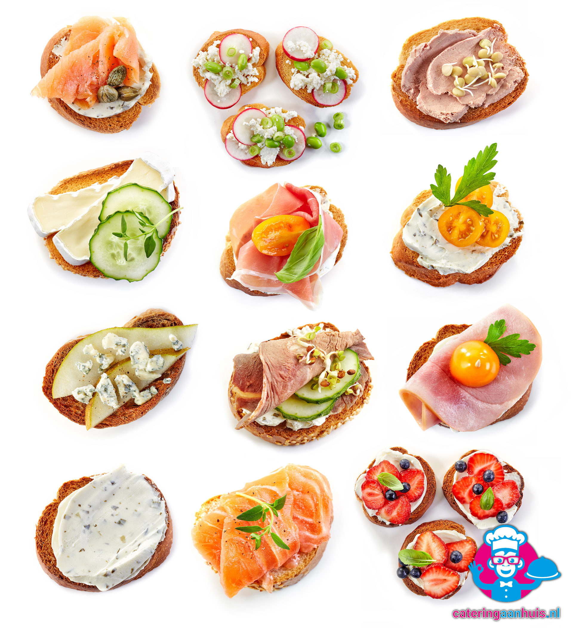 Extreem Makkelijke hapjes ⋆ Catering aan huis ⋆ Catering Aan Huis .NL &DY76