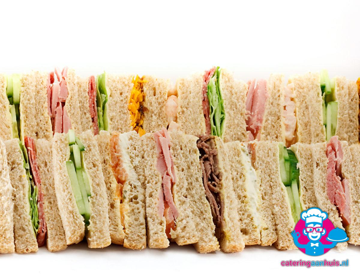 sandwiches bestellen catering aan huis 01