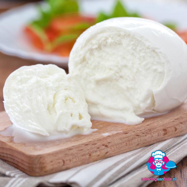 Buffel mozzarella salade - Catering aan huis
