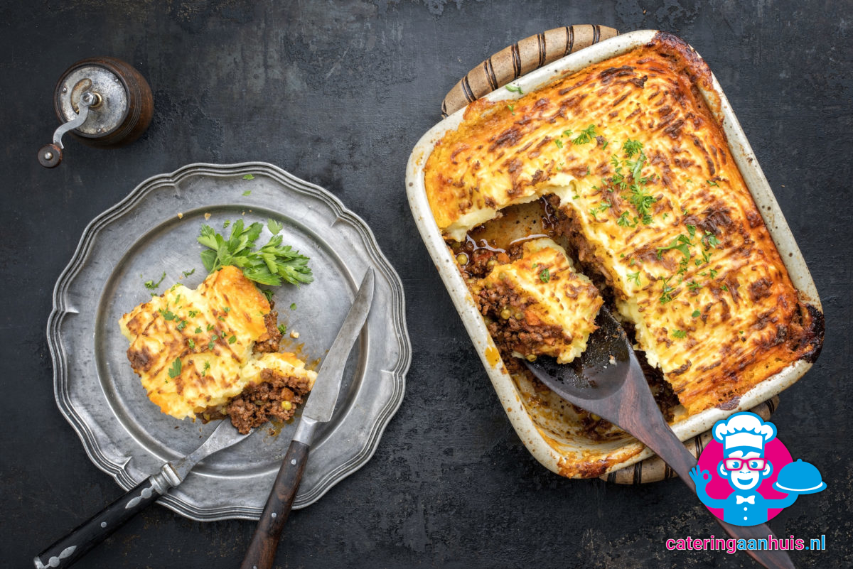Chilean buffet - Pastel de papa - Catering aan huis