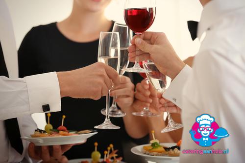 Dranken bestellen bij Catering aan huis