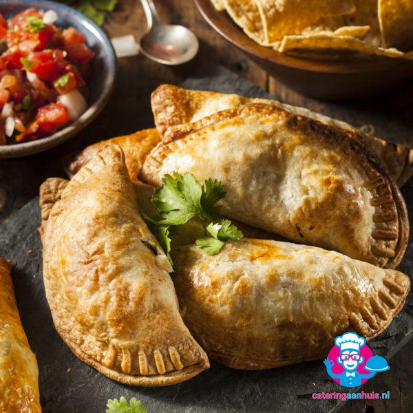 Empanadas Argentijns buffet - Catering aan huis