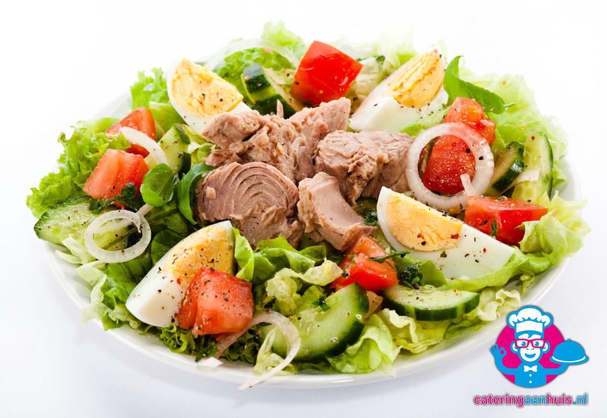Frisse Tonijnsalade Bestellen - Catering aan huis