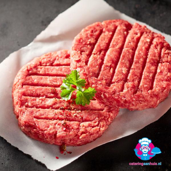 Hamburgers - Barbecue vlees pakket - Catering aan huis