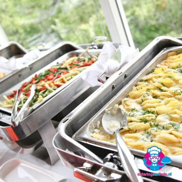 Italiaans buffet catering aan huis