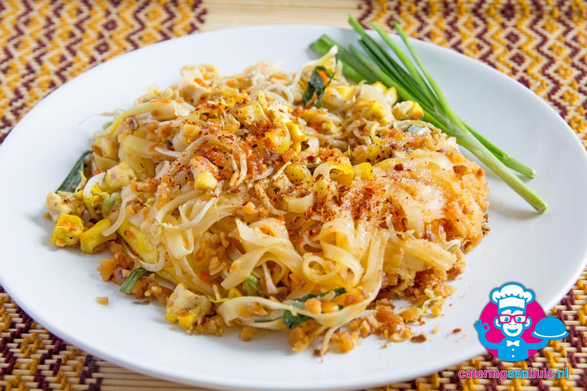 Pad thai - Thais buffet - Catering aan huis