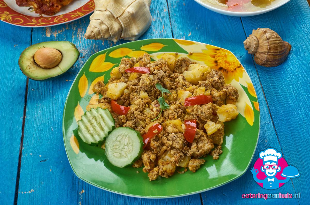 Picadillo Braziliaans buffet Catering aan huis