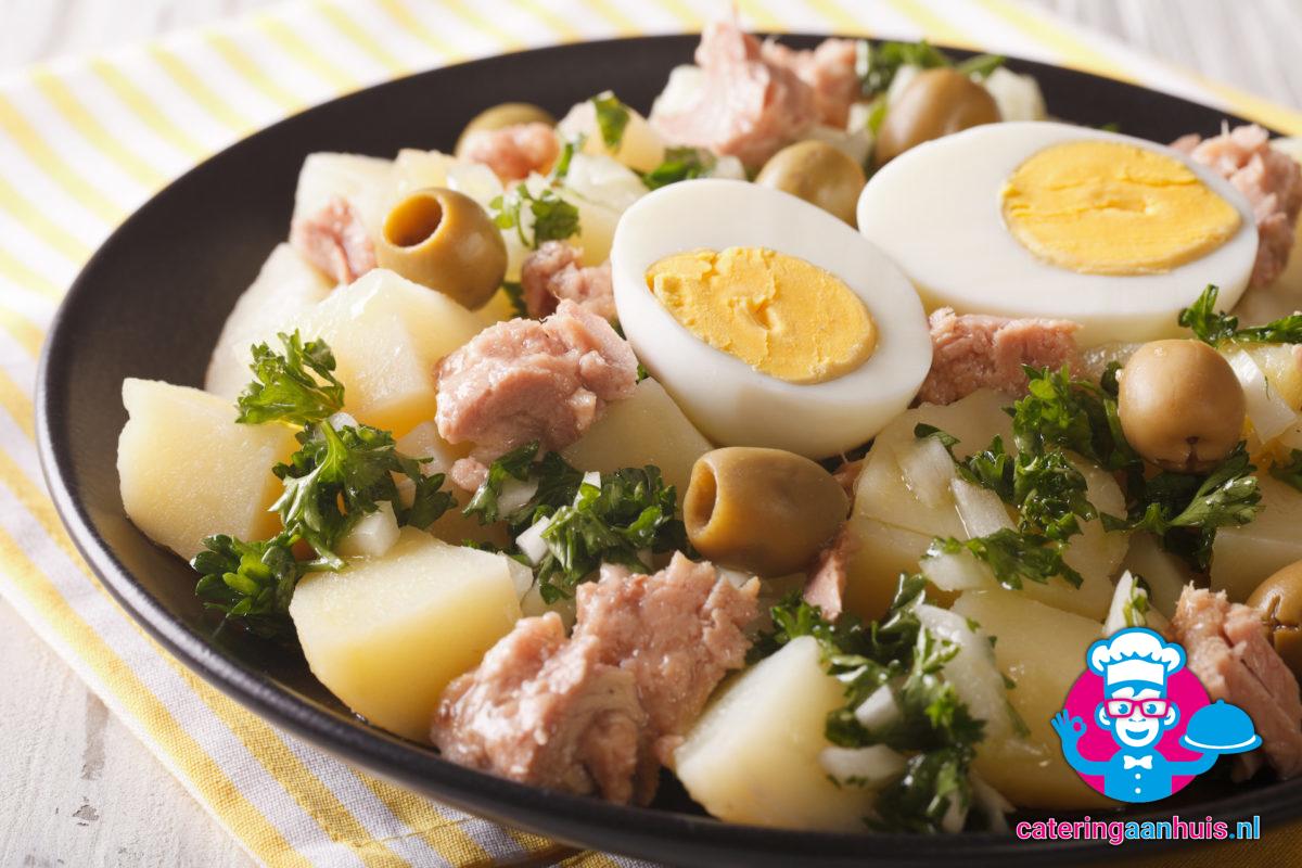 Salade - Spaans buffet - Catering aan huis