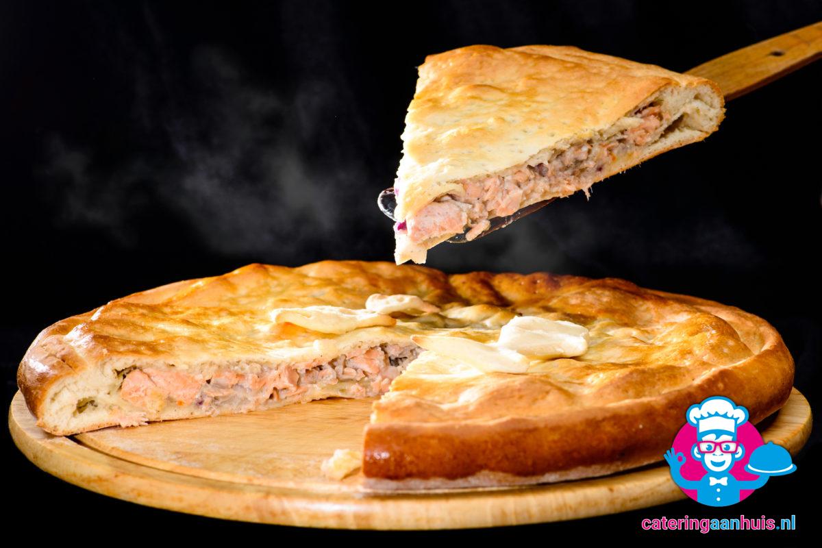 Tarta de atun - Argentijns buffet - Catering aan huis