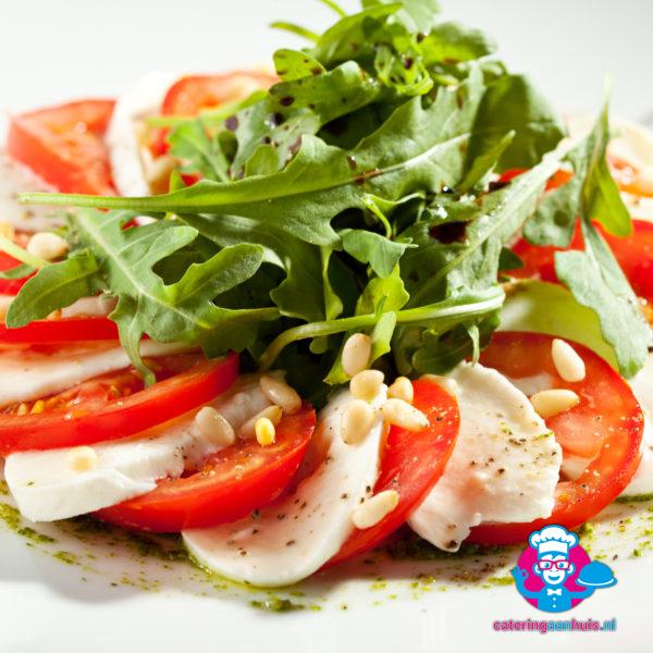 caprese salade bestellen - Catering aan huis