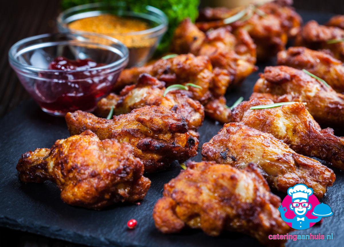 kippenpootjes - Barbecue hapjes - Catering aan huis