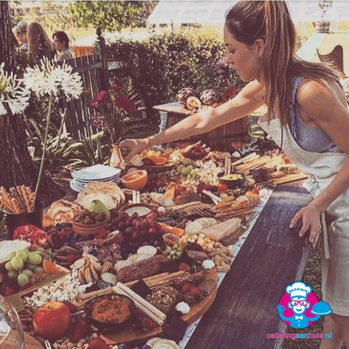 Buffet - De Roos Catering aan huis
