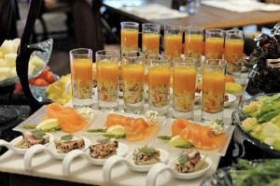 Diner aan huis - De Reiger Catering Utrecht