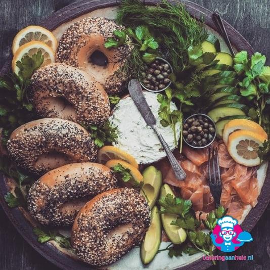 Lunch - De Roos Catering aan huis