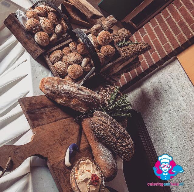 Ontbijt - De Roos Catering aan huis